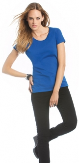 T-shirts B&C Exact 190 Top Women