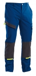 Pantalone Powerful, Royal Blu/Nero
