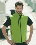 Gilet in softshell